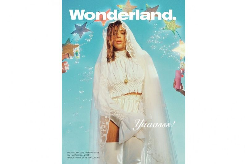 Dreamy Celebrity Bride Covers