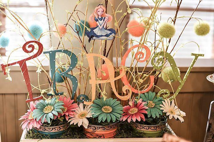DIY Fairytale Tea Parties