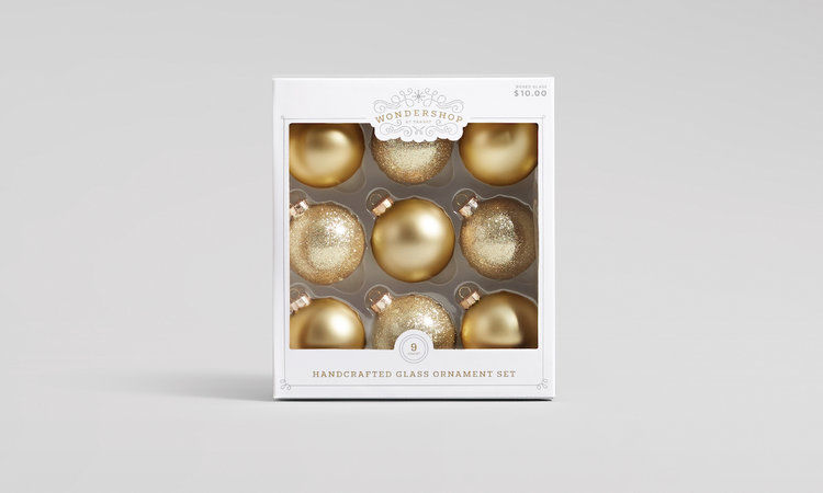 Artisanal Ornament Packaging