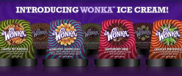 Wonka Ice Cream