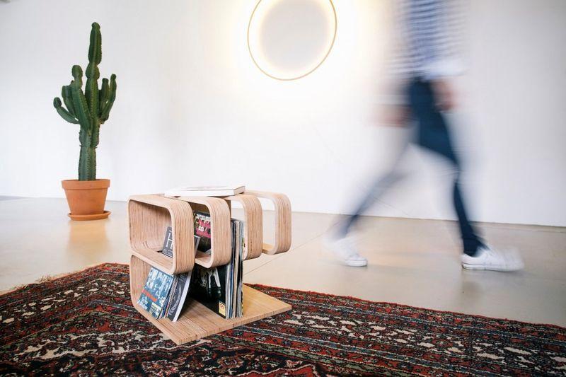 Multifunctional Wood Furniture