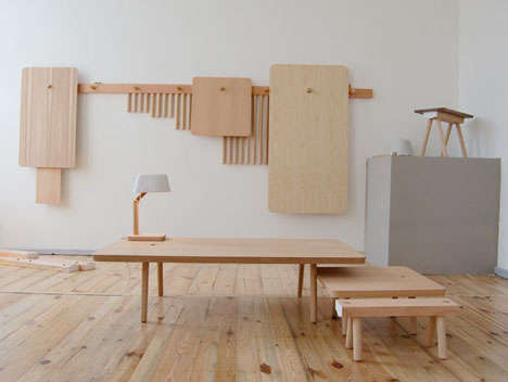 Wall-Mounted Furniture