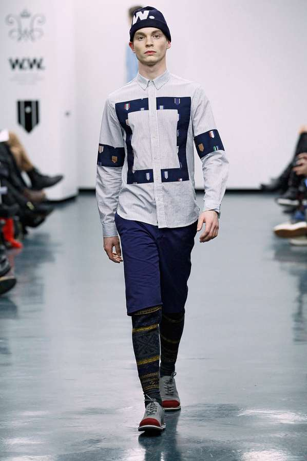 Urban Uniformed Menswear
