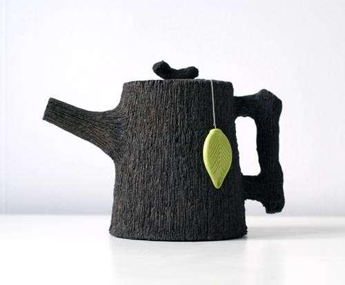 Black Bark Pots