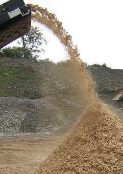 Woodchips As Fuel