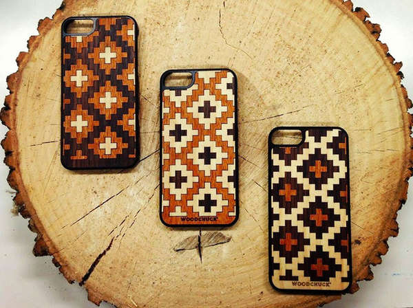 Woodchuck Tribal Edition Cases