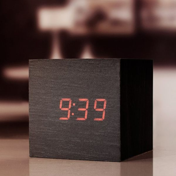 Clap-Activated Alarm Clocks