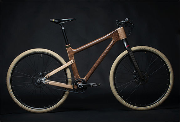 Hipster Crafty Wooden Bicycles