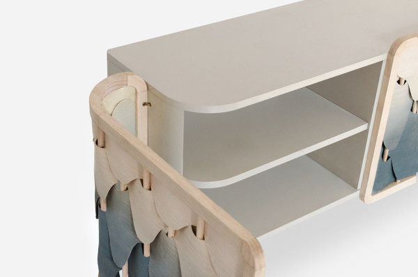 Gradient Cabinet Designs