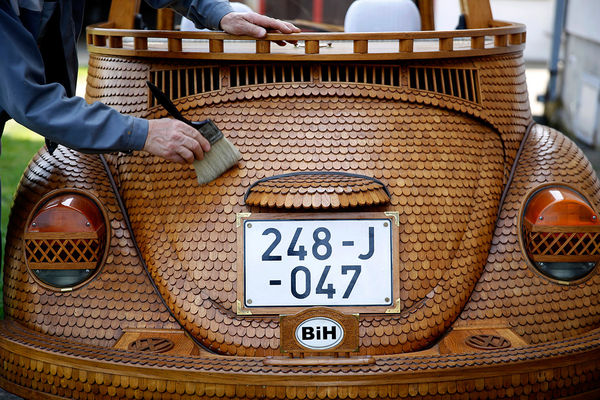 Wooden Punch Buggies