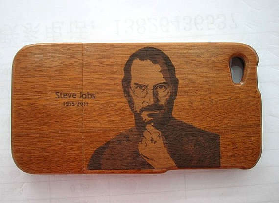 Chiseled Bamboo iPhone Casings