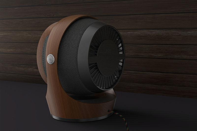 Sleek Audio Brand Fans