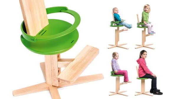 Age-accommodating Furniture