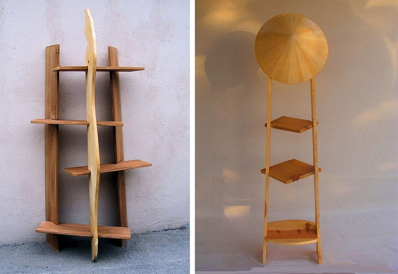 Abstract Artisanal Furniture