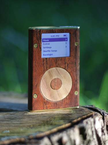 Nature-Inspired MP3s