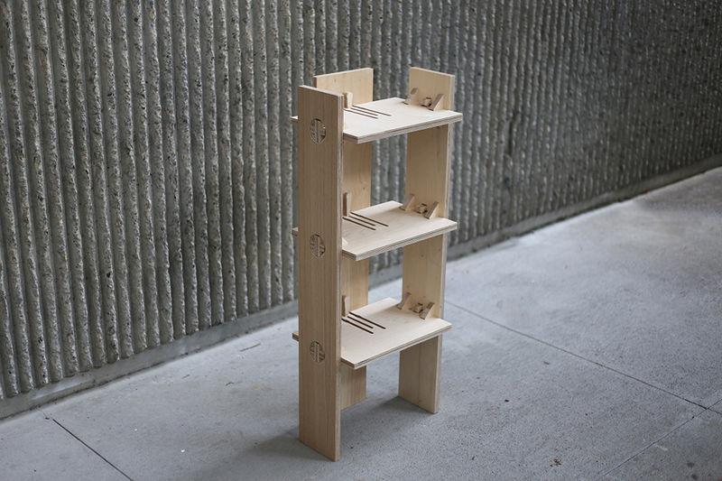 Knock-Down Furniture