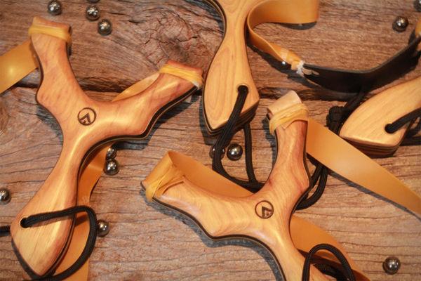 Handcrafted Modern Slingshots