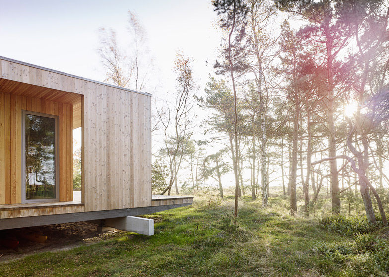 Timber Summer Houses