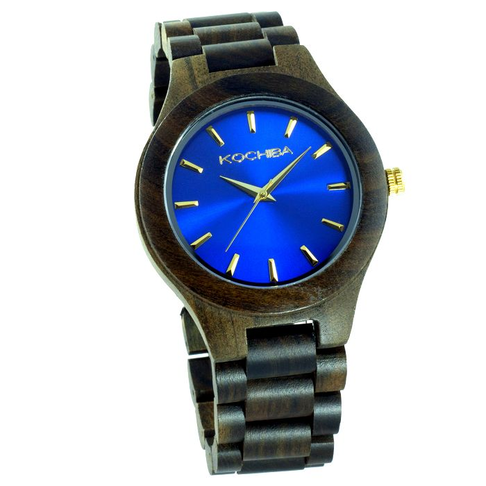 Flexible Wooden Wrist Watches