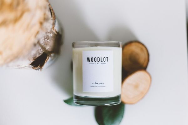 Memory-Infused Candles