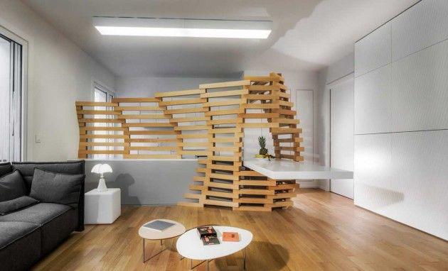 Block Wood Screens