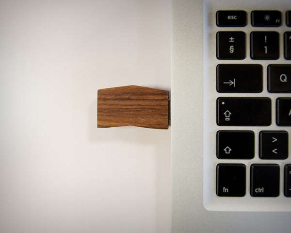 Stylish Timber USB Sticks