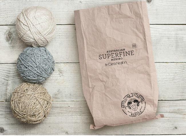 Premium Yarn Branding