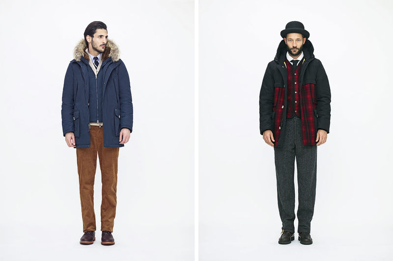 Celebratory Outwear Collections