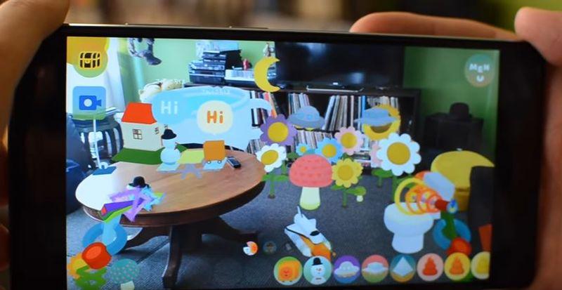 Whimsical AR Games
