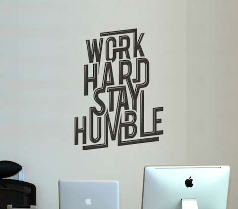 Motivational Wall Stickers