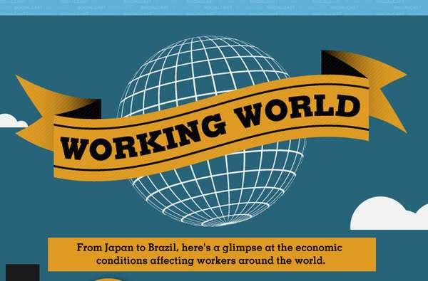 working world infograph