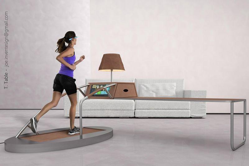 Cardio Workout Desks