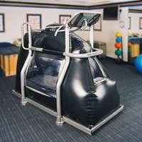 NASA Treadmill Makes Exercise Easy