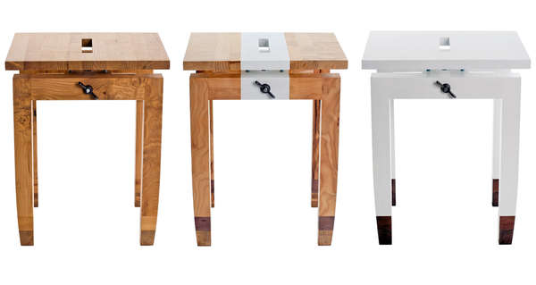 Modernized Studio Bench Furniture