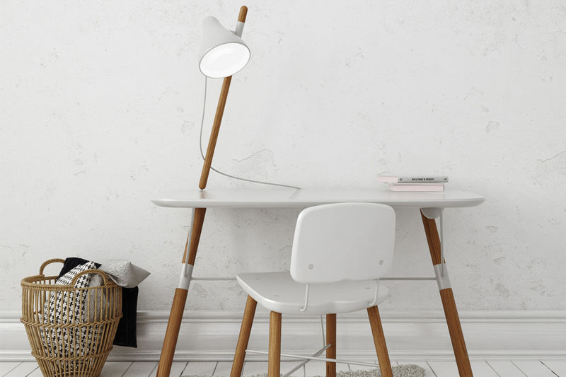 Multifaceted Leaning Workstations