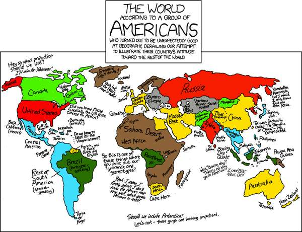 Surprisingly Accurate Maps
