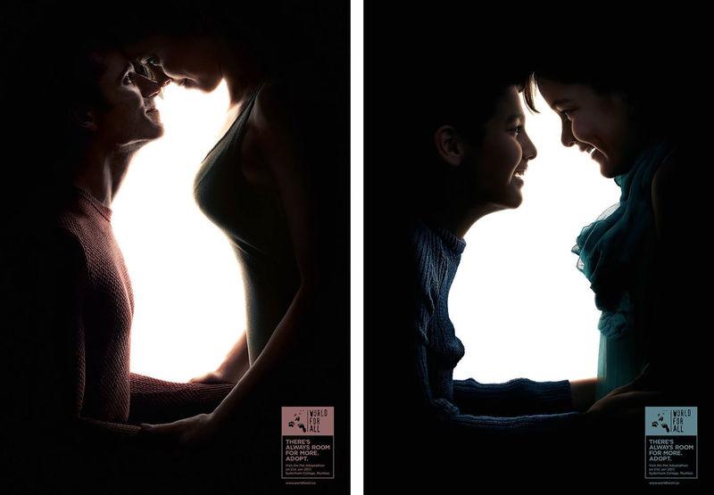 Pet Adoption Photography Campaigns