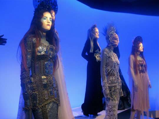 Fashion House Art Exhibits