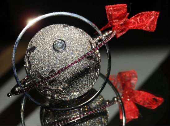 World s Most Expensive Christmas Bauble