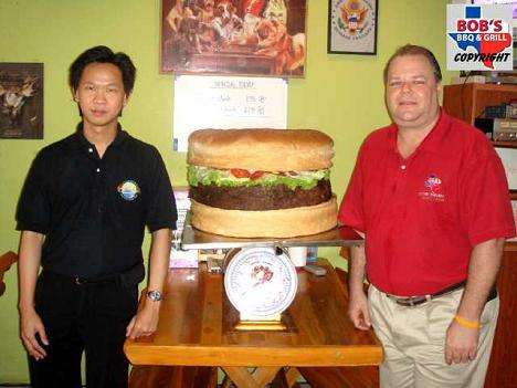 Worlds Biggest Burger