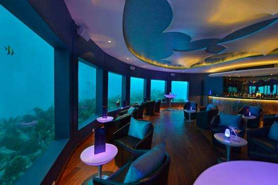Submerged Luxury Nightclubs