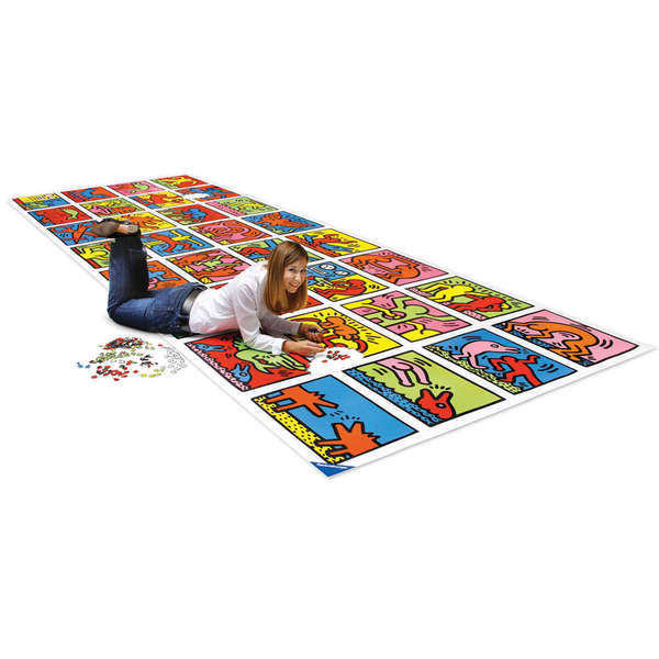 Impossibly Large Puzzles
