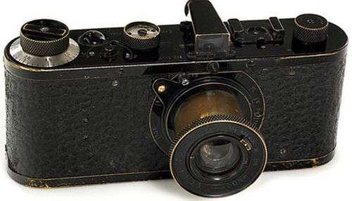 $551,151 Antique Camera