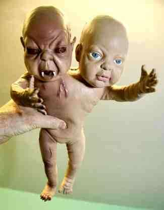 Terrifying Toys