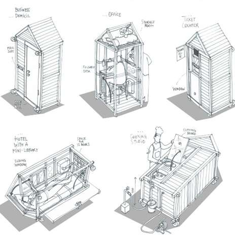 DIY Mini Residences