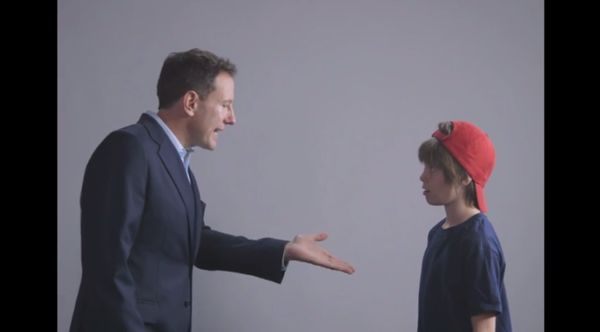 Paternal Audition Ads