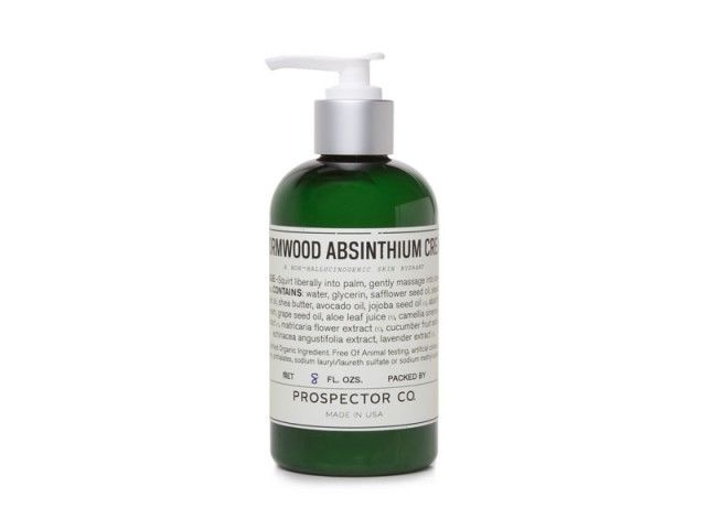 Absinthe-Infused Men's Cosmetics