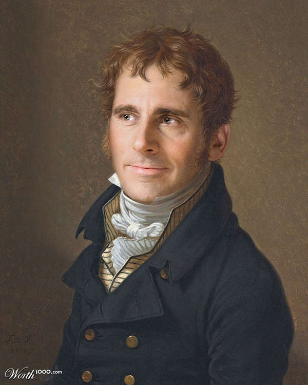 Classically Painted Celebs