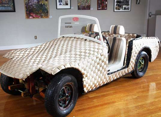 Woven Cars