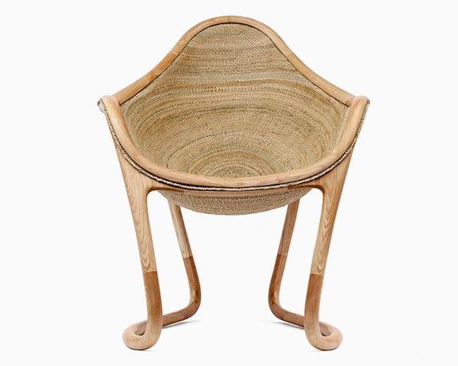 Modern Woven Chairs